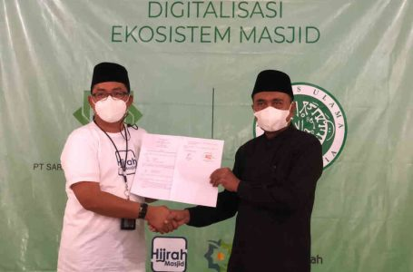 PT SPS dan MUI Karangasem, Bersinergi Dukung Inklusi Keuangan Syariah berbasis Masjid