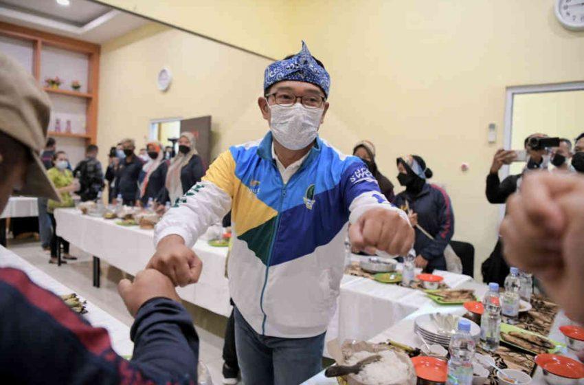 Ridwan Kamil Beberkan Resep Jabar Jadi Juara Umum PON XX