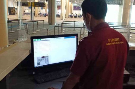 Puluhan Komputer dan Perangkat Autogate Imigrasi Dicek Ulang Jelang Open Border