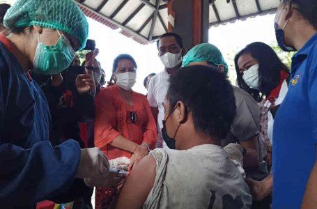Sukseskan Program Pemerintah, Vaksinasi Jemput Bola Sambangi Warga Disabilitas dan ODGJ